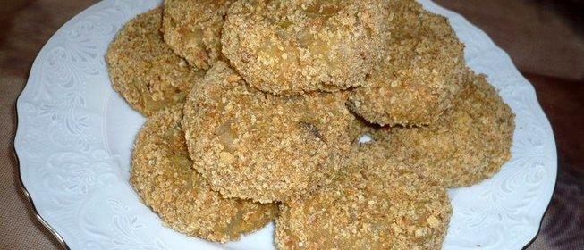 Котлеты из кислой капусты рецепт с пошагово