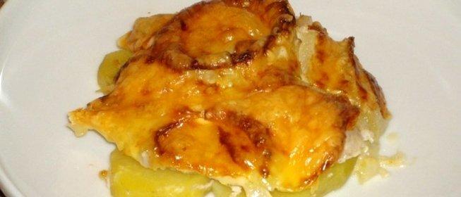 Свинина с картофелем запеченная в мультиварке рецепты с фото
