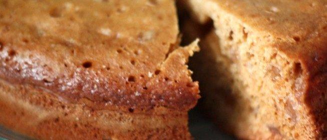 Бисквит с вареньем в мультиварке пошаговый рецепт