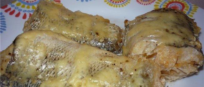 рецепты из рыбы для мультиварки redmond