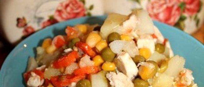 Окорочка с овощами в мультиварке рецепт пошагово в