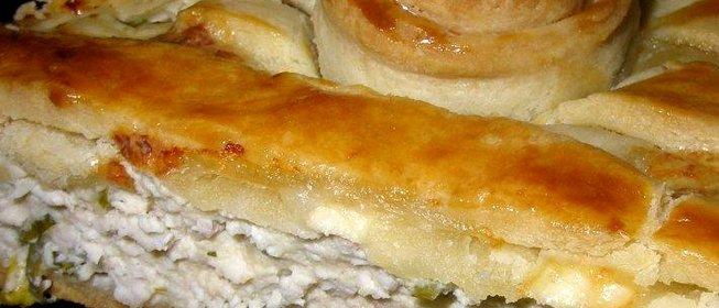 Пирог песочное тесто рецепт с пошагово