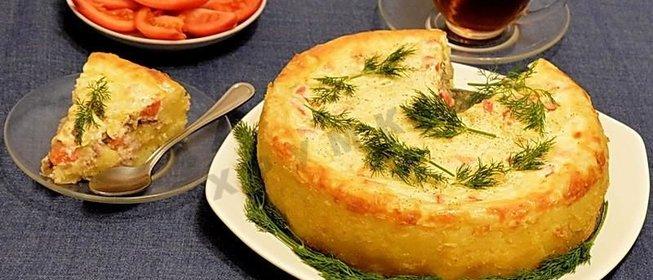 Пирожки с селедкой рецепт с фото