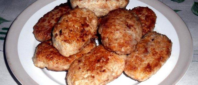 Рецепт куриных котлет с и пошаговым рецептом