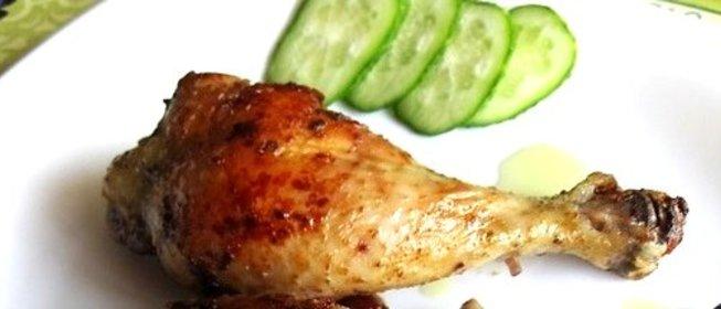 Жареная курица в мультиварке рецепты пошаговый с фото